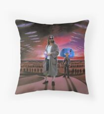 DUDE/DUNE Throw Pillow