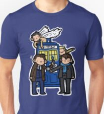 Superwholock Unisex T-Shirt