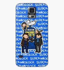 Superwholock Case/Skin for Samsung Galaxy