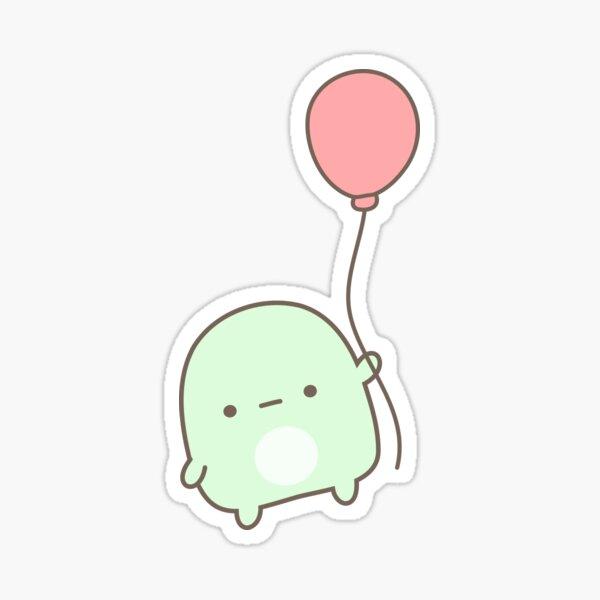 Little Blobs: Drifting Balloon Sticker