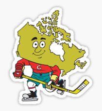 Canadian Hockey Sticker