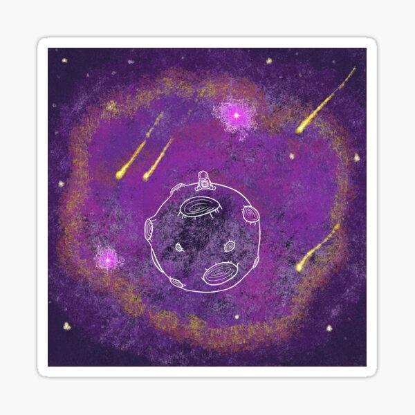 Lost Astronaut Sticker
