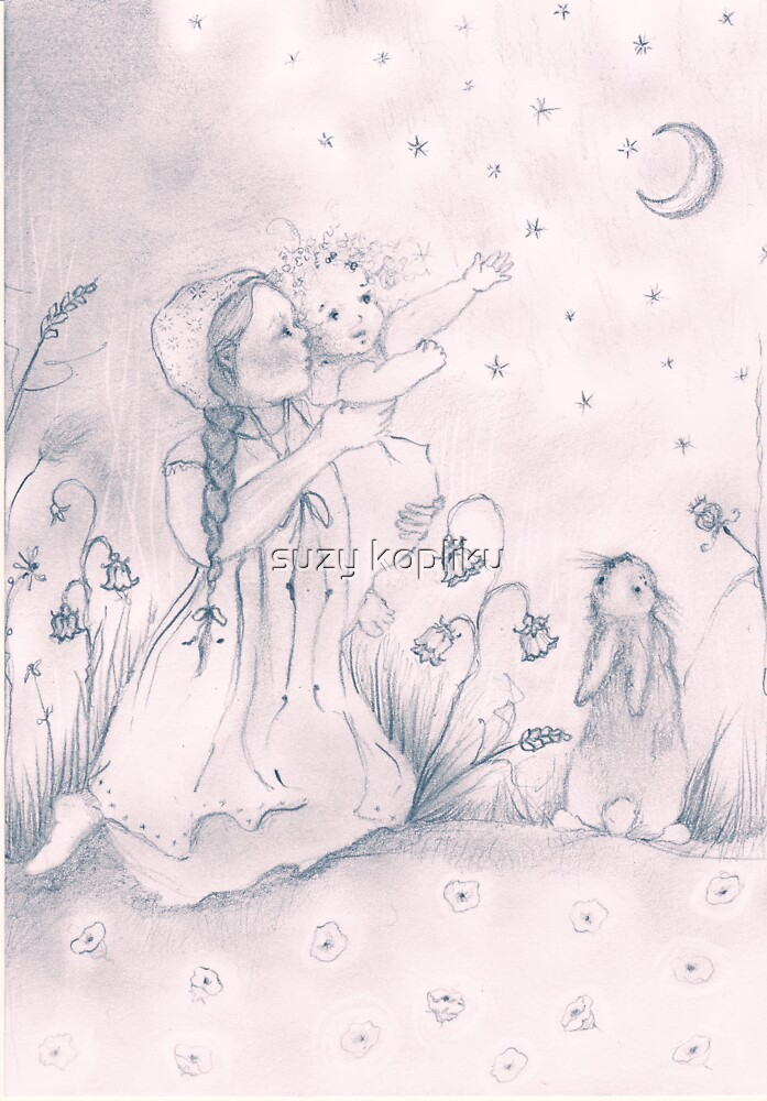 Cecily Catches the Moon by CecilysSong