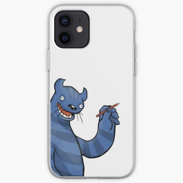 Even Monsters Like To Draw iPhone Soft Case