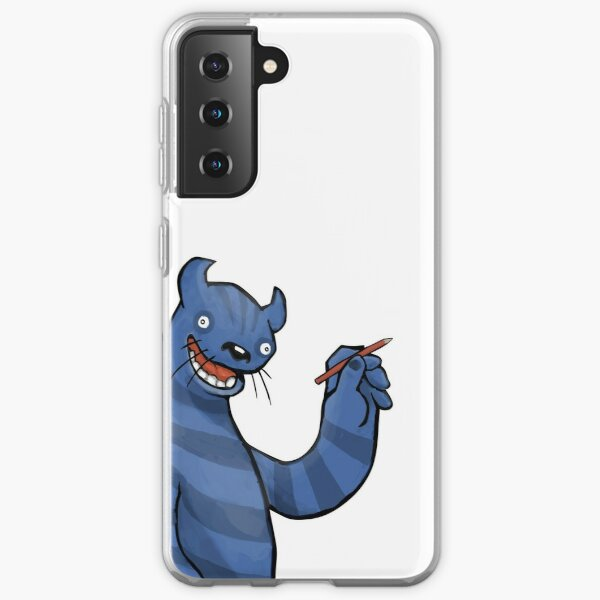 Even Monsters Like To Draw Samsung Galaxy Soft Case