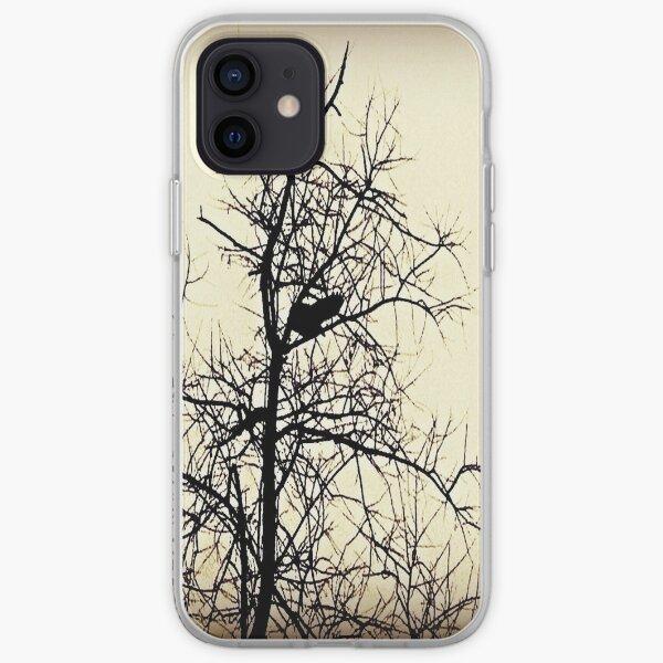 The Black Crow's Landing iPhone Soft Case