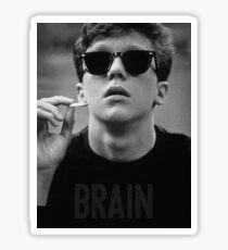 Brain - The Breakfast Club Sticker