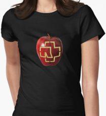 Rammstein Sonne Apple Womens Fitted T-Shirt