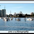 Brisbane River by Bruce Billing