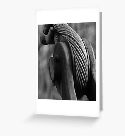 Intertwined Medals  Greeting Card