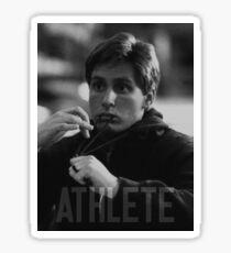 Athlete - The Breakfast Club Sticker