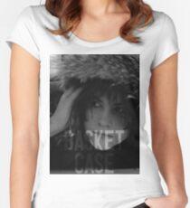 Basket Case - The Breakfast Club Women's Fitted Scoop T-Shirt