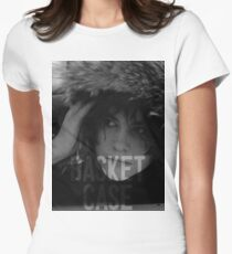 Basket Case - The Breakfast Club Womens Fitted T-Shirt