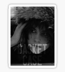 Basket Case - The Breakfast Club Sticker