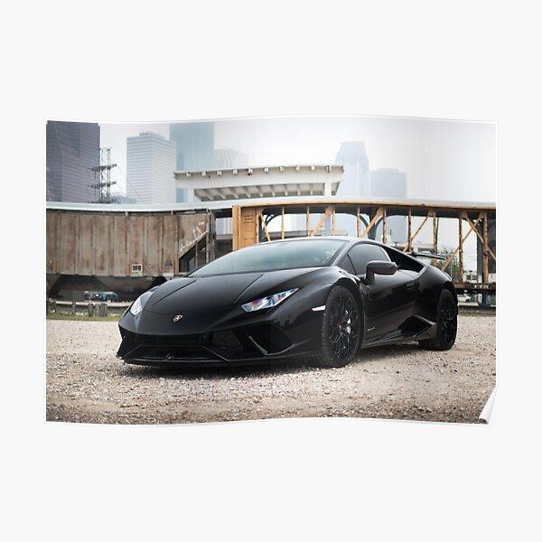 Lamborghini Huracan Performante Poster