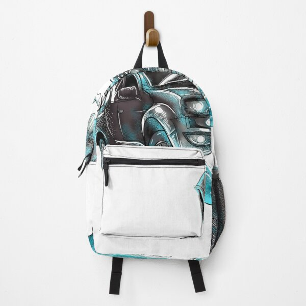 I love fishing and 4wding Backpack