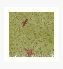 Field & Nature Art Print