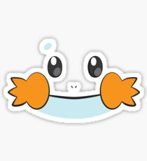Mudkip Face Sticker