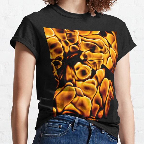 Kinetic Inferno - Fire as a Fluid Classic T-Shirt