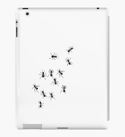 Ants on iPad iPad Case/Skin
