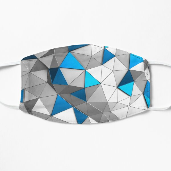 Blue Light Triangle Mask