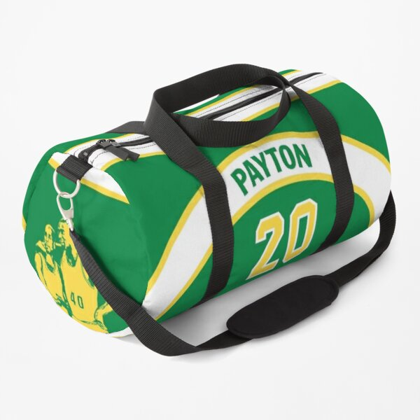 Payton to Kemp Tribute Sports Bag Design Duffle Bag