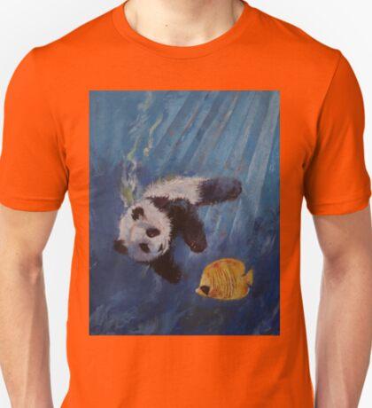 Panda Diver T-Shirt