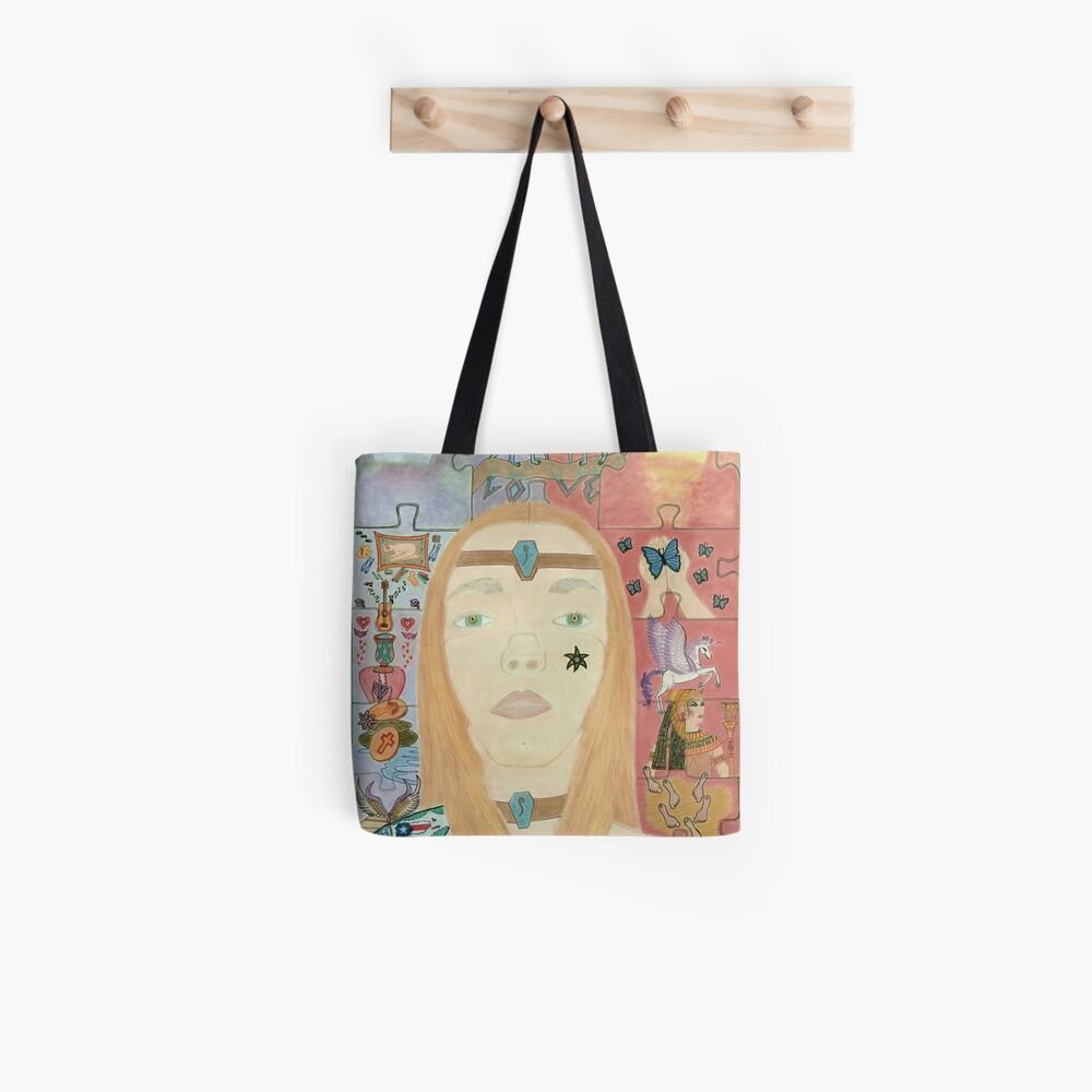 The Master Healer Tote Bag