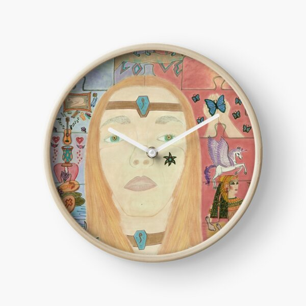 The Master Healer Clock