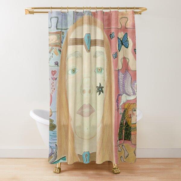 The Master Healer Shower Curtain