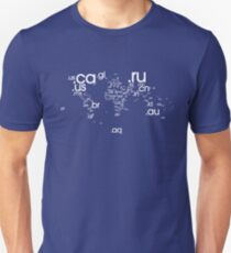 World Wide Web (White) T-Shirt