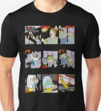 Fight Club Air Manual Unisex T-Shirt