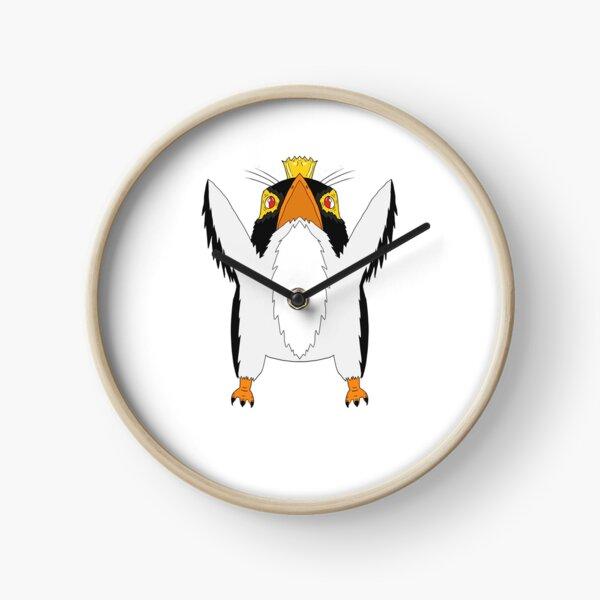 King Pinguti Clock