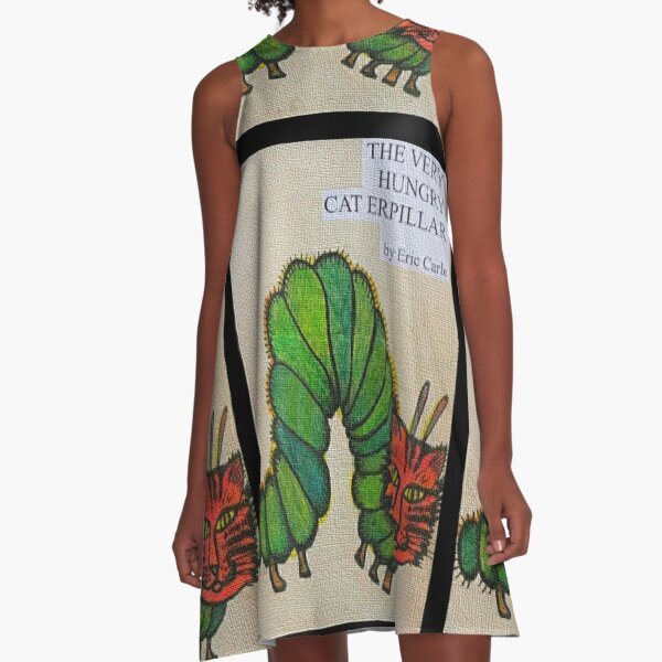 The Very Hungry Caterpillar A-Line Dress