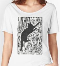 Get Off Those Curtains #4 Women's Relaxed Fit T-Shirt