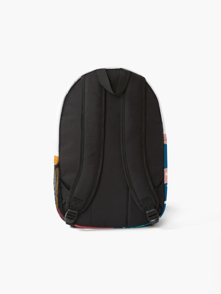 Alternate view of ABSTRACT Backpack