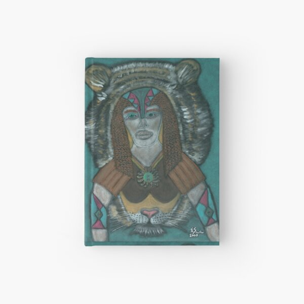 The Spiritual Warrior Hardcover Journal