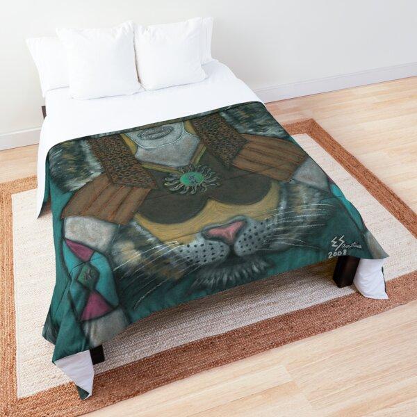 The Spiritual Warrior Comforter