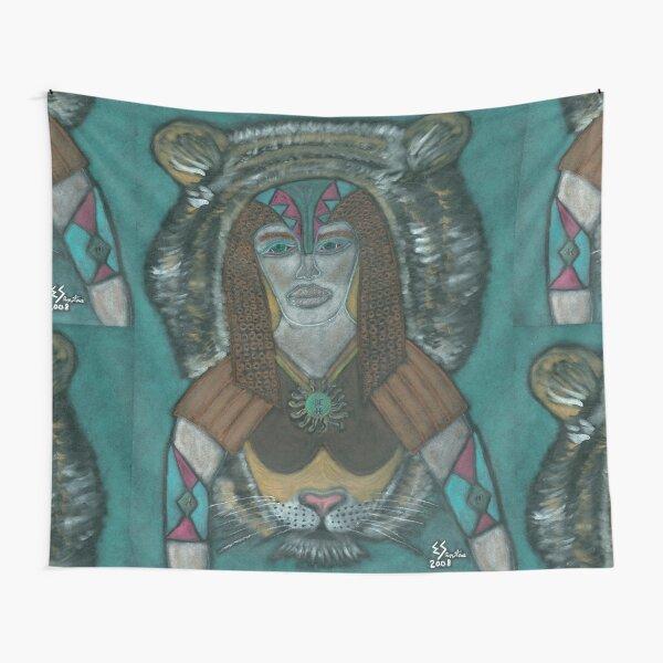 The Spiritual Warrior Tapestry