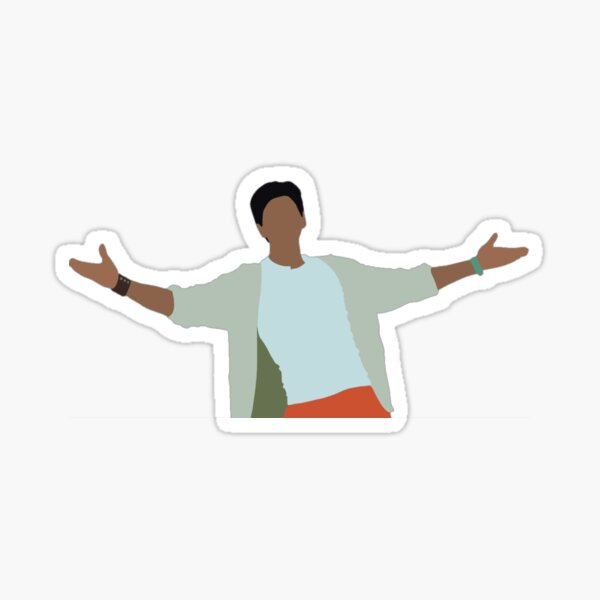 Kal Ho Naa Ho SRK Bollywood Sticker Sticker