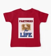 PARTNERS FOR LIFE Baby Tee