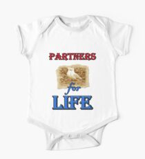 PARTNERS FOR LIFE One Piece - Short Sleeve