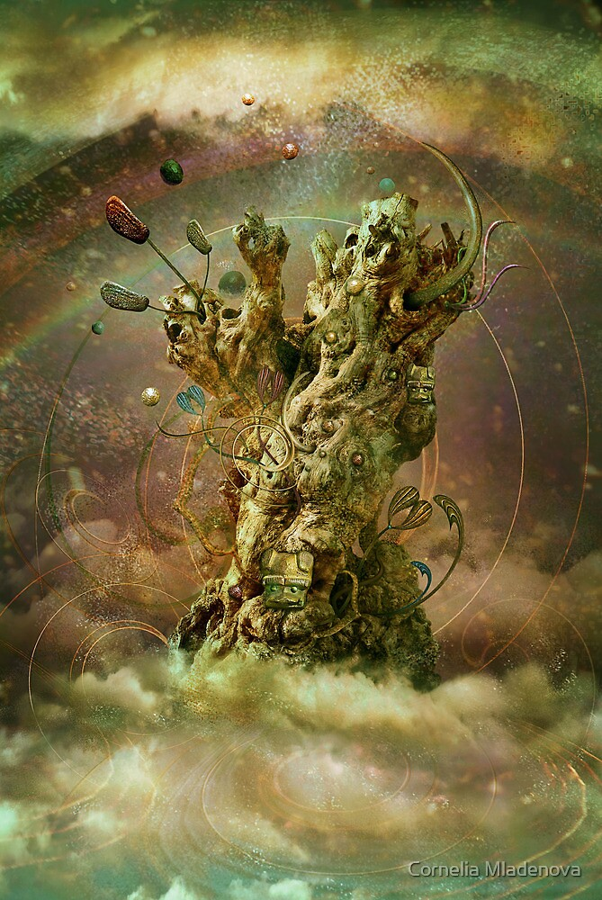 Dead Tree by Cornelia Mladenova