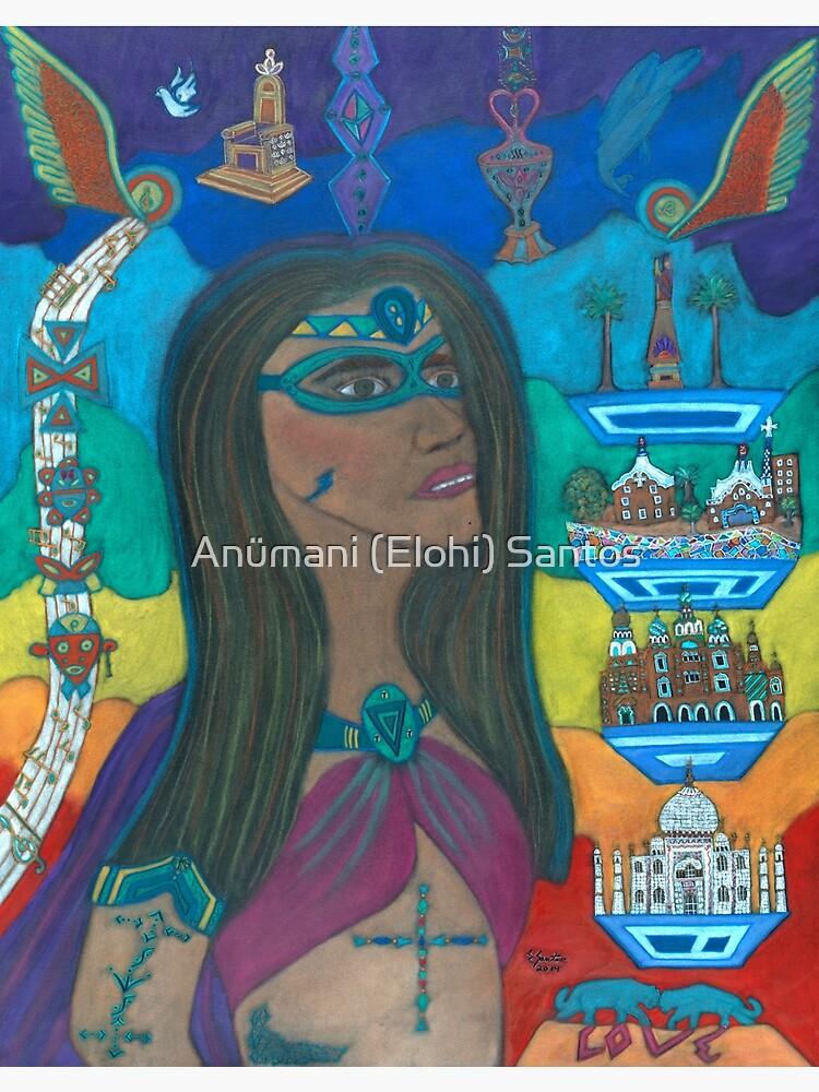Unmasking Your Soul by anumani