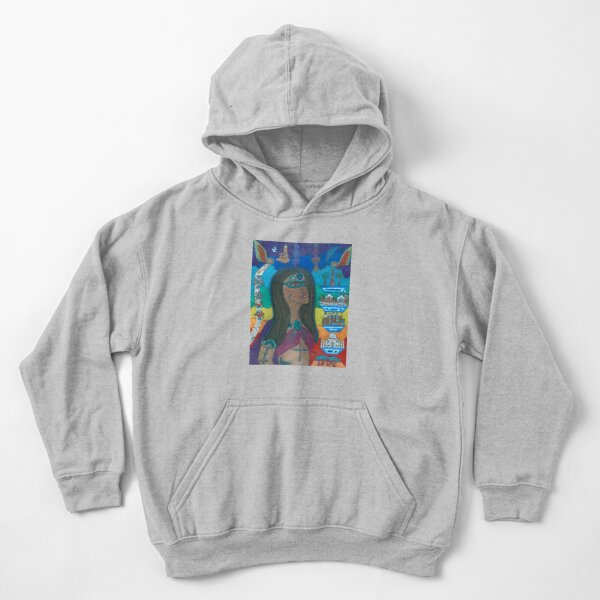 Unmasking Your Soul Kids Pullover Hoodie