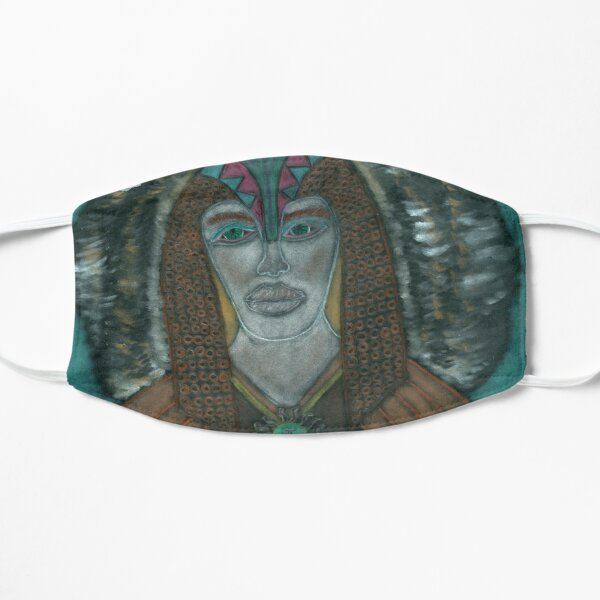 The Spiritual Warrior Mask
