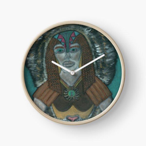 The Spiritual Warrior Clock