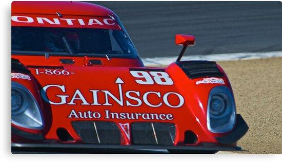 LeMans Prototype Race Car by DaveKoontz