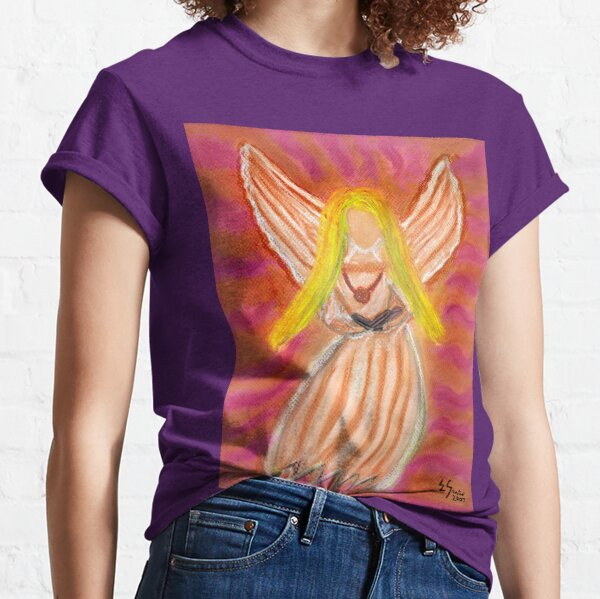 Listen to the Voice of Your Angels Classic T-Shirt