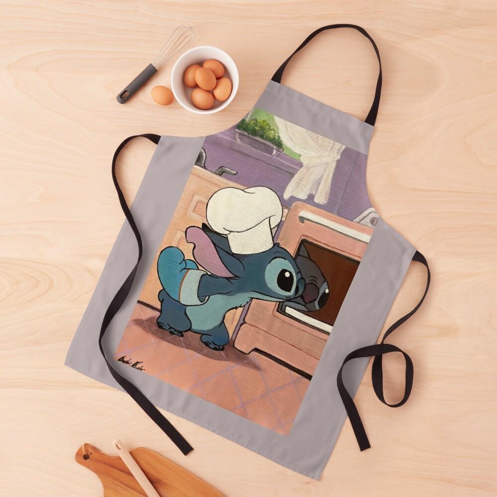 Chef Stitch  Apron